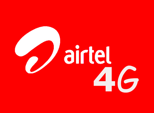 Now Airtel Offers 10GB 4G Data to All New 4G Sm