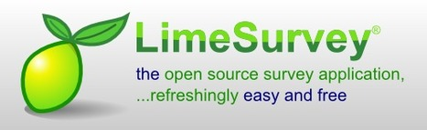 LimeSurvey - the free and open source survey software tool! | Technology Resources - K-12 Schools | Scoop.it