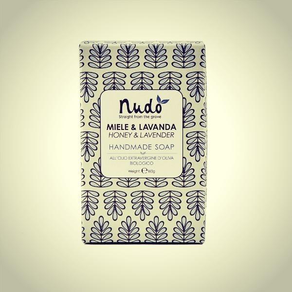 New organic honey lavender olive oil soap for Arredamenti appignano