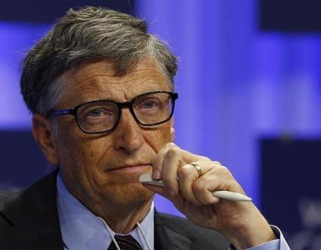 Bill Gates Reveals Family Goes to Catholic Church: 'It Makes Sense to Believe in God' | Troy West's Radio Show Prep | Scoop.it