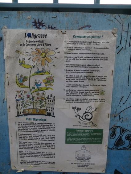 L'Aligresse | Urban Greens Watch | Scoop.it