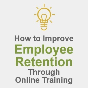 How to Improve Employee Retention Through Online Training - AllenComm | elearning stuff | Scoop.it