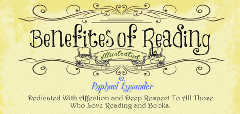 Benefits of Reading Infographic | Libraries | Scoop.it