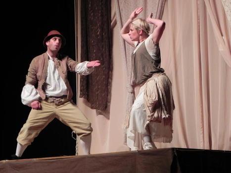 La pièce secrète de Molière jouée au Colisée de Roubaix   A la rencontre des ch'tis   Scoop.it
