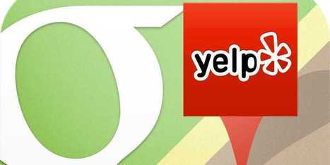 Google Maps Added One Of Yelp's Best Features | Cartographie XY | Scoop.it