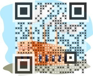 The QR Code Strikes back! Cool QR code makers that obliterate MSTag! - @Ideas_Factory The blog of Julian S. Wood | @Ideas_Factory The blog of Julian S. Wood | GSHP eLearning | Scoop.it