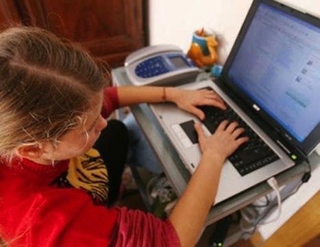 Prof e alunni a scuola di sicurezza digitale: da una best practice a una proposta per tutti | Internet Festival 2013 | networked media | Scoop.it