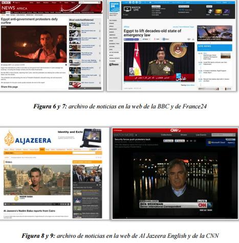 Impacto de social media como fuente de información en informativos de TV   corresponsales en Egipto  de la plaza Tahrir al golpe de estado militar  (enero ... 2c2ccc94074