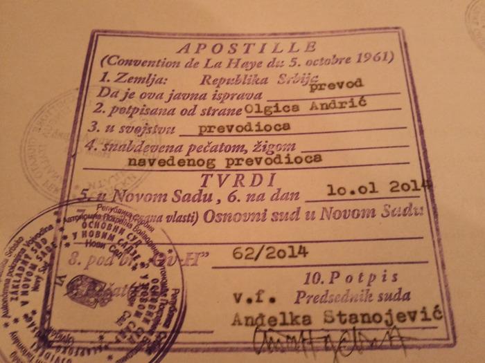 (SR) (TOOL) - Sudski tumač za italijanski jezik: nekoliko koraka do prevoda sudskog tumača | Olja Andric | Glossarissimo! | Scoop.it