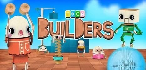 10 Best 3D Building Game Apps for Kids | Top iPad Apps & Tools | Scoop.it