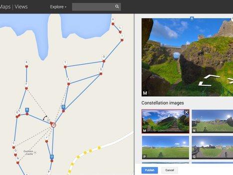 Google launches DIY street view | Linkdumping | Scoop.it