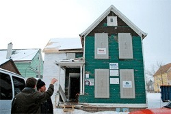 Green Housing: In Buffalo, It's Not Just for Rich People Anymore   midwest corridor sustainable development   Scoop.it