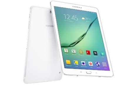Galaxy Tab S2: Les nouvelles tablettes de Samsung pour concurrencer l'iPad - 20minutes.fr | Apple, IMac and other Iproducts | Scoop.it