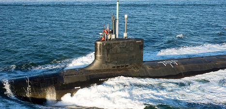 Step Aboard The Navy's $2.4 Billion Virginia-Class Nuclear Submarine | News Insights | Scoop.it