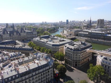 La tour Saint-Jacques à Paris ouverte au public | New York et Paris - Capitales. | Scoop.it