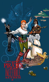 Kickstarter Watch: Lady Sabre & the Pirates of the Ineffable Aether   Geek out   Scoop.it