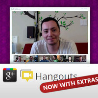 Google+ Hangouts Adds Screen Sharing, Google Docs Collaboration, and More   Google for Class   Scoop.it