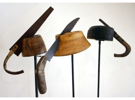 Daniel Spoerri: Feathers to the cap | Art Installations, Sculpture, Contemporary Art | Scoop.it