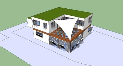39 maison bois 39 in enerlab batiments tres performants passifs positives zero energie. Black Bedroom Furniture Sets. Home Design Ideas