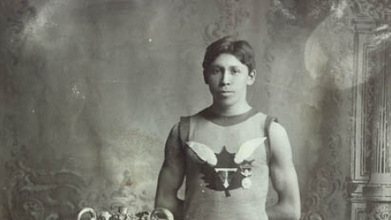 Legendary runner Tom Longboat broke records and stereotypes - CBC.ca | 1908 the first London Olympics | Scoop.it