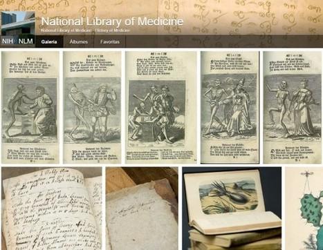 La National Library of Medicine publica cientos de fotos sobre la historia de la medicina | DOCUARCH | Scoop.it
