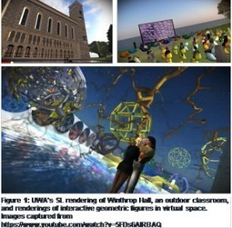 3D Virtual Learning Environments for Distance Ed | 3D Virtual-Real Worlds: Ed Tech | Scoop.it