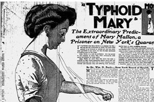 How 'Typhoid Mary' infected countless and still haunts a  New York island | Deborah | Scoop.it