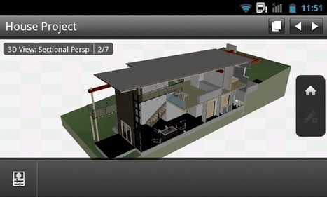 Autodesk Design Review For Android: View & Annotate 2D, 3D DWF Models | mlearn | Scoop.it