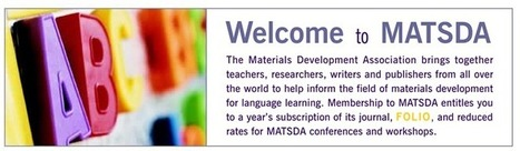 My top ten materials development resources | Dalhousie ESL Programs | Scoop.it