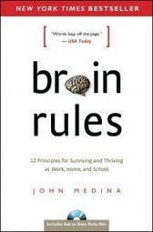 12 Brain Rules | Cognitive Fitness and Brain Health | Scoop.it