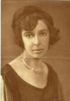 Alberta Vickridge - forgotten poet and printer | Herstory | Scoop.it