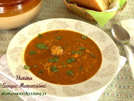 harira soupe marocaine du ramadan 2014 | Cuisine Algerienne, cuisine du monde | Scoop.it