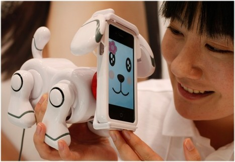 Tokyo Toy Show Update: iPhone Powering Next Generation of Toys - iTech Post | Social Media Goodies | Scoop.it