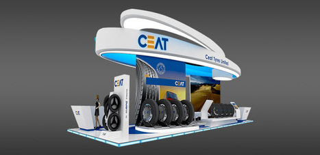 Exhibition Stand Builders Qatar : Exhibition stand design and construction dubai page scoop