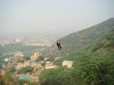 Adventure Sports in India | Adventure Tours | Zipline | Flying Fox India | Most Adventurous Aerial tour in India with Flying Fox | Scoop.it