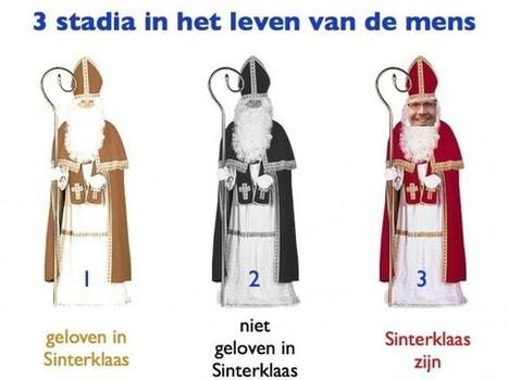 Onderneem als Sinterklaas: geef goede content cadeau - Frankwatching | Sinterklaasfeest, feest met Sint Nicolaas, Zwarte Piet en goochelaar in voorprogramma | Scoop.it