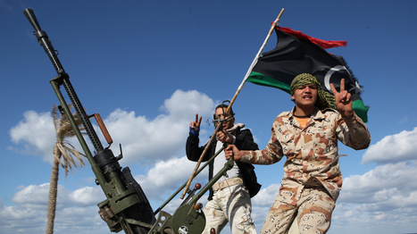In Libya, The Militias Rule While Government Founders | Saif al Islam | Scoop.it