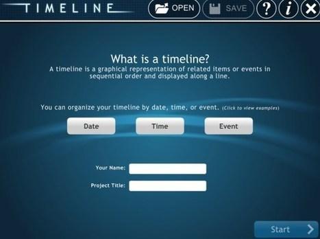 Timeline. Créer facilement des frises chronologiques – Les Outils Tice | François MAGNAN  Formateur Consultant | Scoop.it