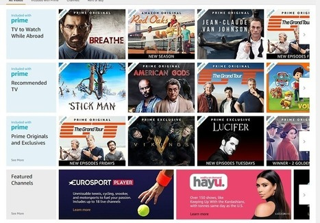 Amazon Channels Is A Tv Streaming Service That