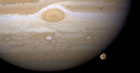 Why Jupiter's Red Spot Won't Die | Innovation Disruption in Education | Scoop.it