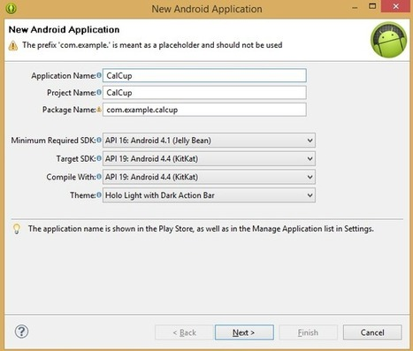 Build Your First Android App In 7 Easy Steps | Mobile App Development | Scoop.it