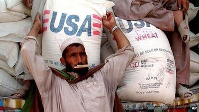 How should the US deliver food aid? | Todays News, Tomorrows History | Scoop.it