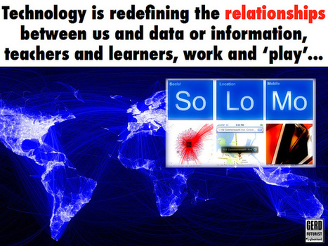 The Future of Learning (Gerd Leonhard aka FuturistGerd) | Pensamiento crítico y su integración en el Curriculum | Scoop.it