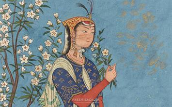 Sackler Collections: Wallpapers   Smithsonian   Kiosque du monde : Asie   Scoop.it
