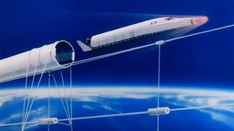 Let's Explore Next Generation Space Trains – Wired Cosmos | Futurism and Singularity | Scoop.it