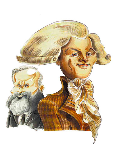 S'asseoir aux côtés de Robespierre - FAKIR   Presse alternative   Edition électronique   Intervalles   Scoop.it