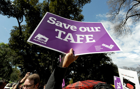 The neglected sector: the year that changed TAFE in Australia | TAFE in Victoria | Scoop.it