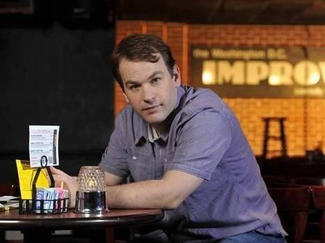 Comedian Mike Birbiglia never rests - Metromix New York | Comic Bible Comedy News Updates | Scoop.it
