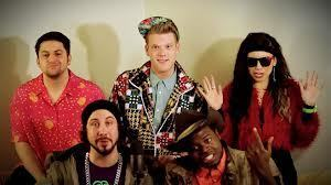 "GetAtMe-OnDaWallArtist-Pentatonix ""These guys are good"" GetAtMe 