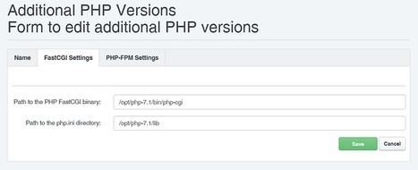 How to install PHP 7 1, 7 2 and 5 6 as PHP-FPM